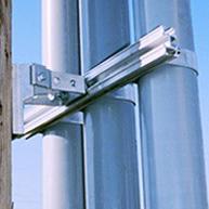Riser Pole Hardware